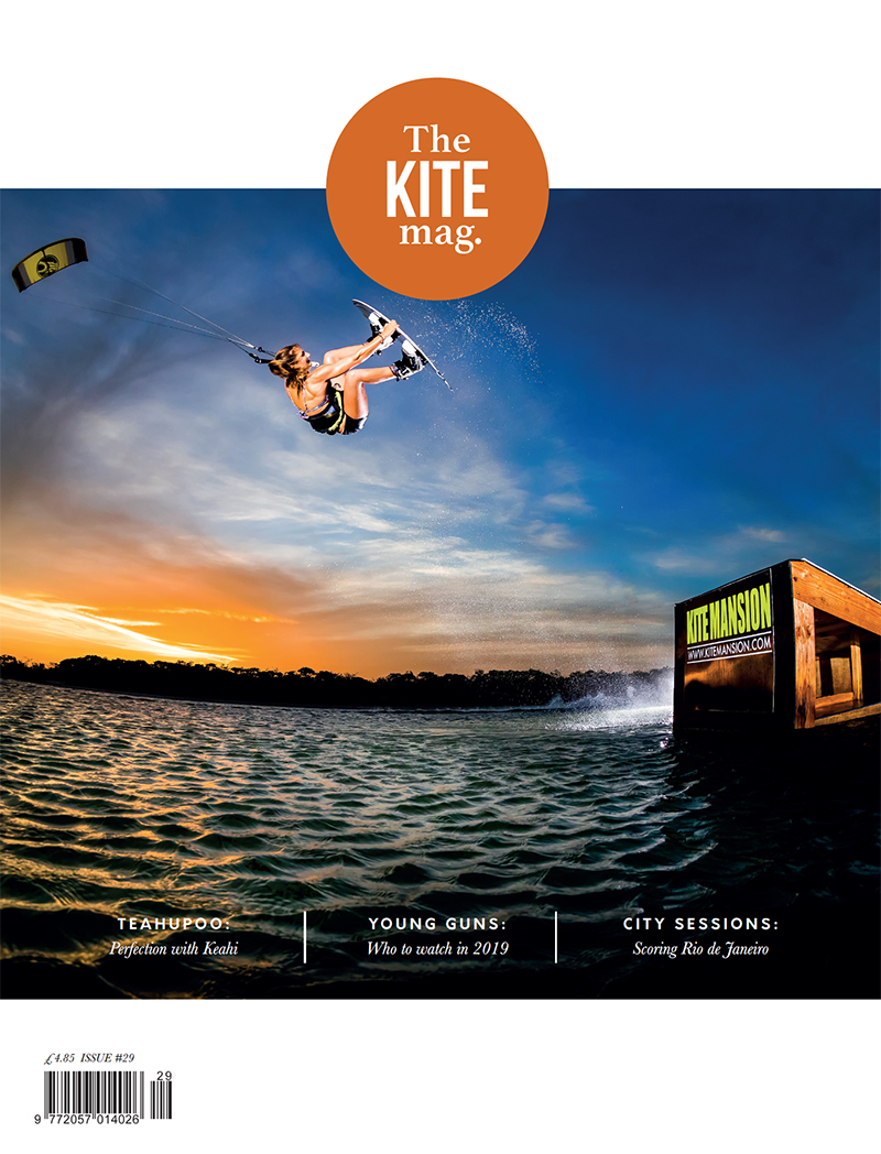 TKM 29 cover - THEKITEMAG ISSUE #29