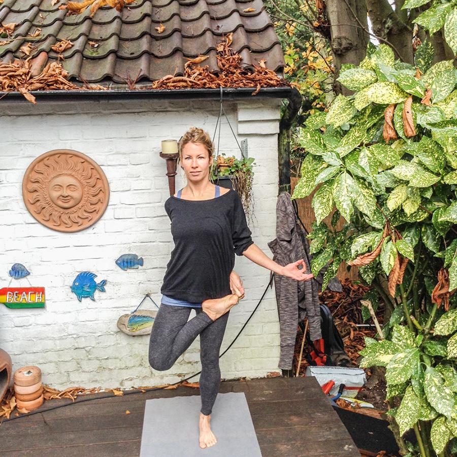 Yoga Düsseldorf 4 - The Marilou method