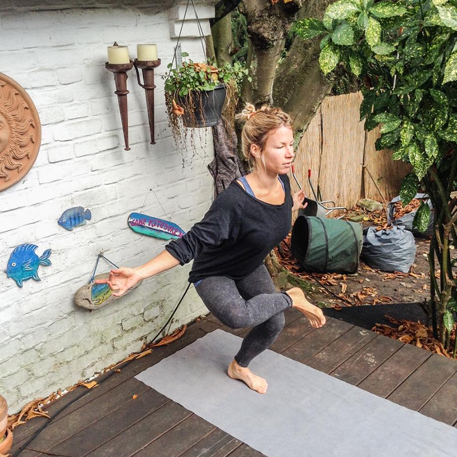 Yoga Düsseldorf - The Marilou method