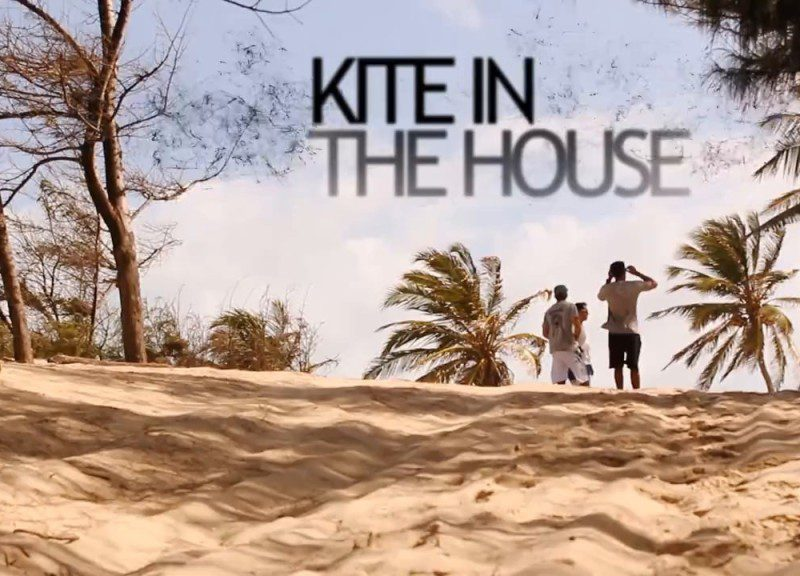 kite in the house 800x576 - Kite in the House