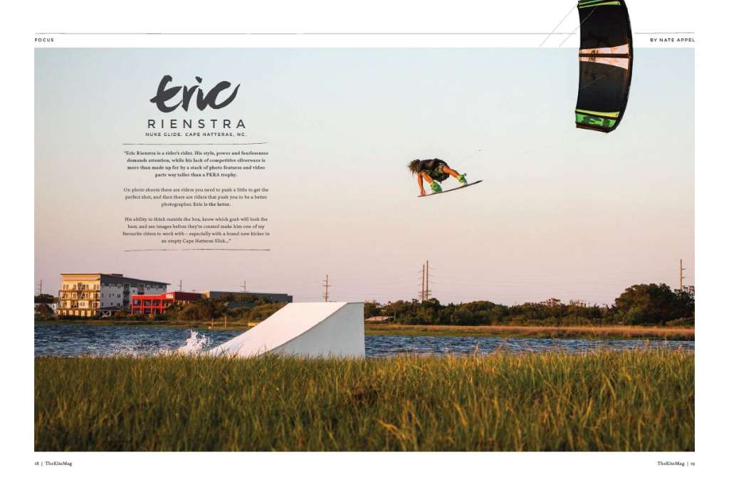 Focus - TheKiteMag Issue #1