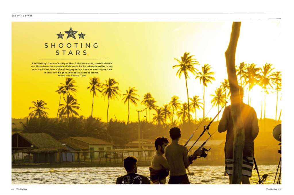 Shooting Stars - TheKiteMag Issue #1