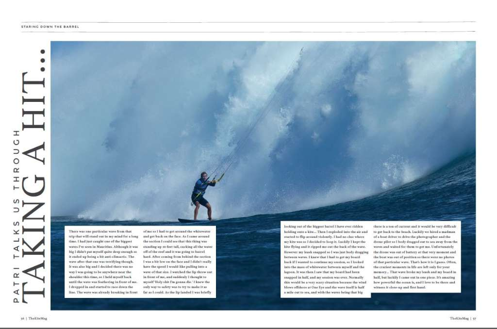 Staring Down the Barrel - TheKiteMag Issue #1