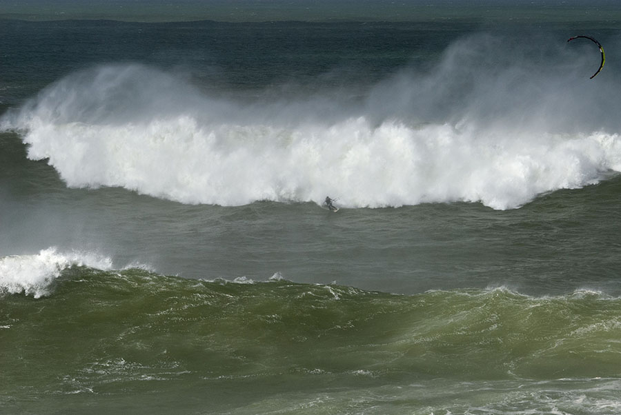 drop - Big Wave Crash
