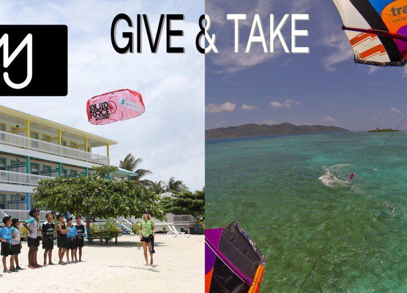 give take 800x576 - Give & Take