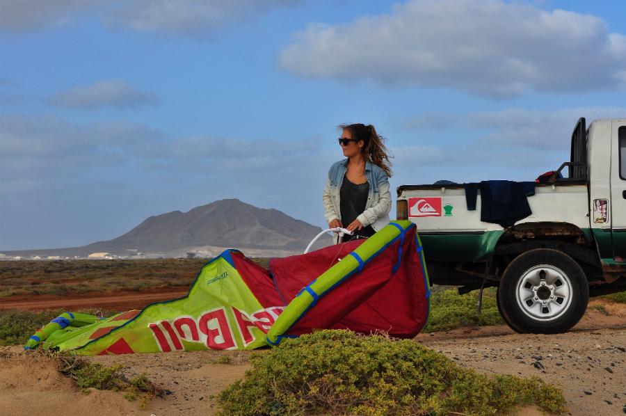 kitemag - A Cape Verde Christmas