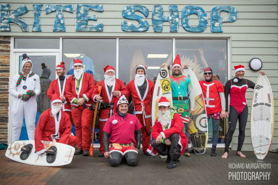 photo 11 - 4th Santa Surf-Off!