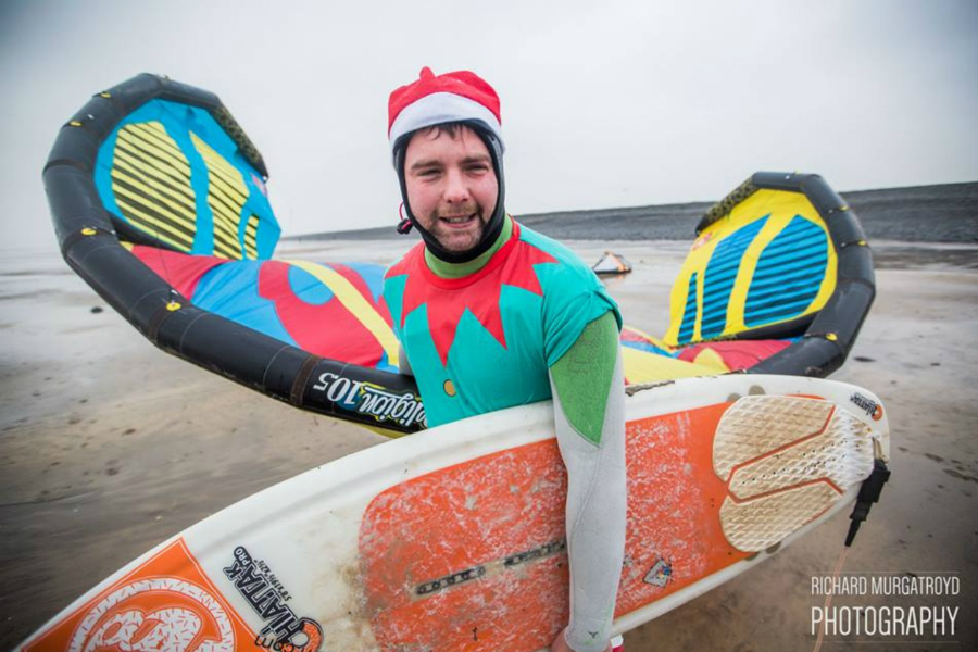 photo 21 - 4th Santa Surf-Off!