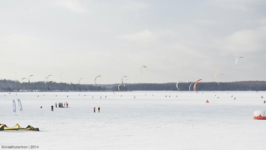 KNA 7665 1  - Mosmore Snowkite Festival