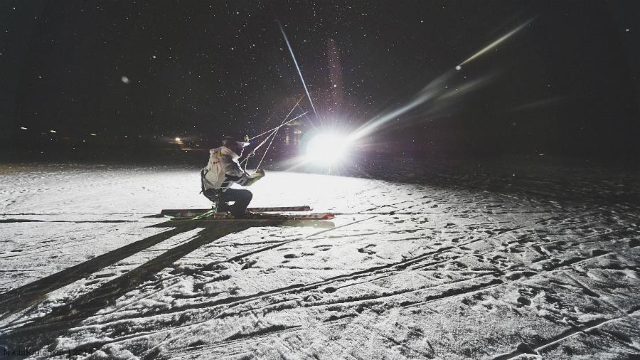 KNA 8001 - Mosmore Snowkite Festival