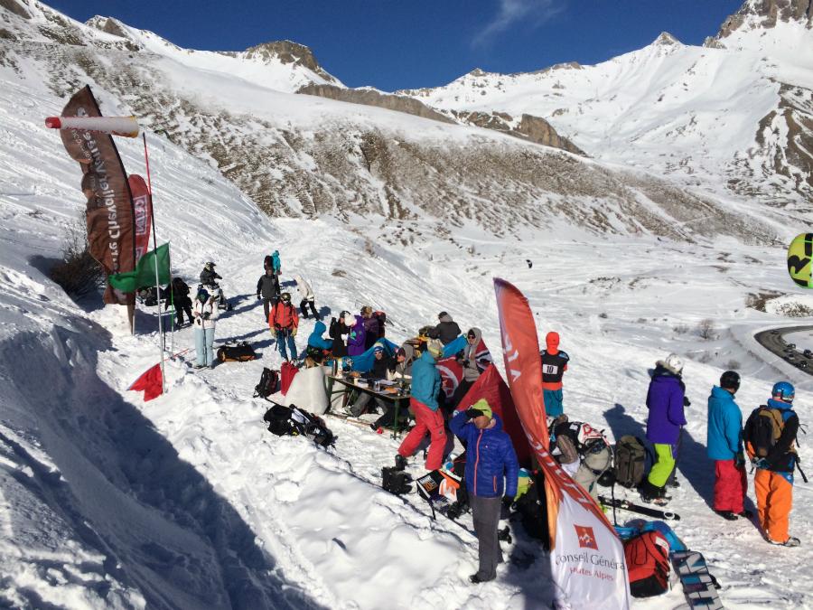 image4 - Kari's glory at Snowkite Masters