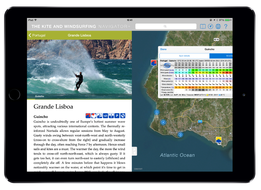 stokedpublications NavigatorPlus Kite FullRes en - KITE AND WINDSURFING NAVIGATOR+