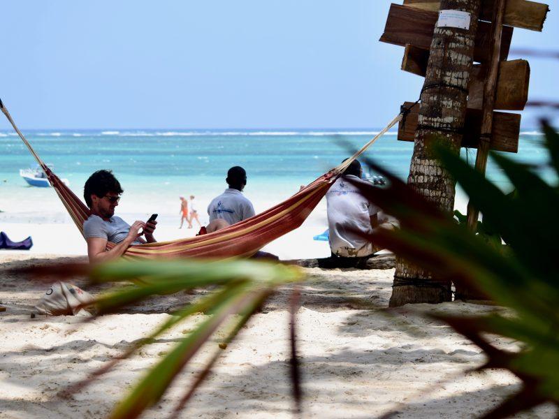 Beach5 800x600 - Kenyaways Kite Village - Kenya