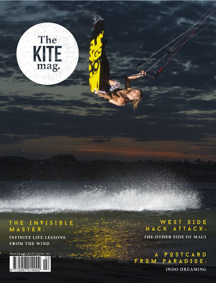 Kitemmag issue 2 cover