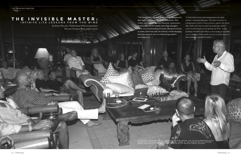 Invisible Master - TheKiteMag Issue #2