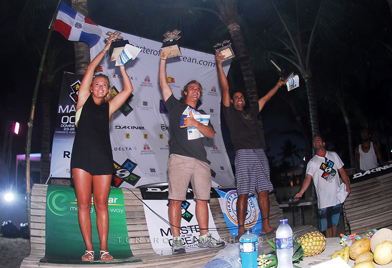 Podium Master of the Ocean - Master of the Ocean crowned!