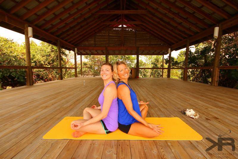 Promo KR LOGO 53831 - Kite & Yoga Girls Week in Roatán