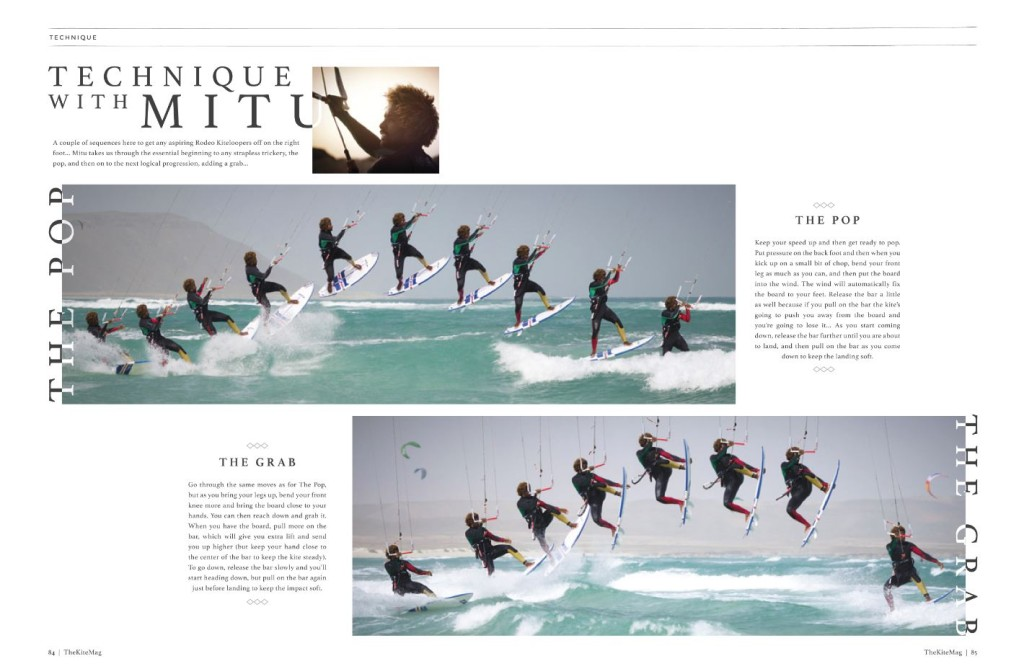 Tecnhique - TheKiteMag Issue #2