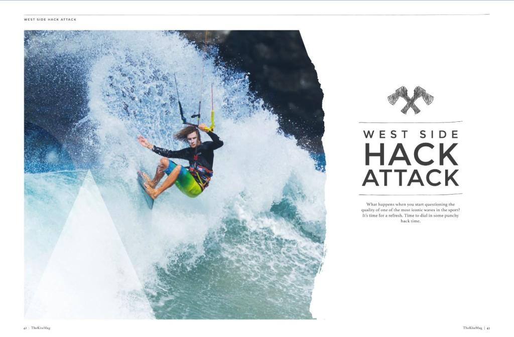 West Side - TheKiteMag Issue #2