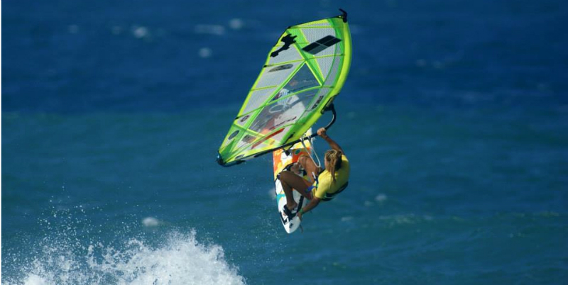 fiona windsurf tony roberts - Master of the Ocean 2015