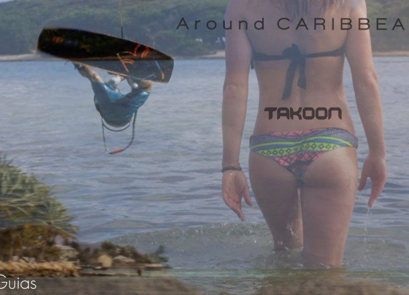 kiteboarding around caribbean 800x576 - Kiteboarding: around Caribbean