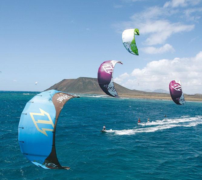 kitesurfing flag beach - Flag Beach – Fuerteventura