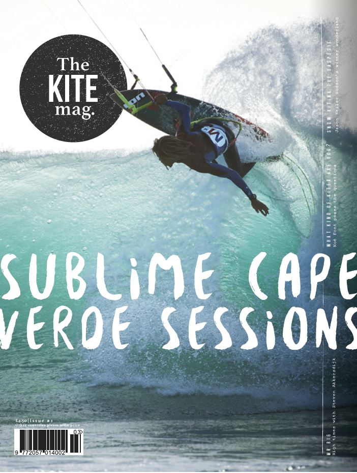 Cover - TheKiteMag Issue #3