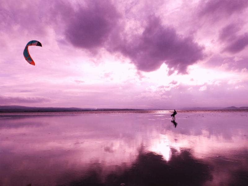 DSCF6589 - Kitesurfing in the Highlands