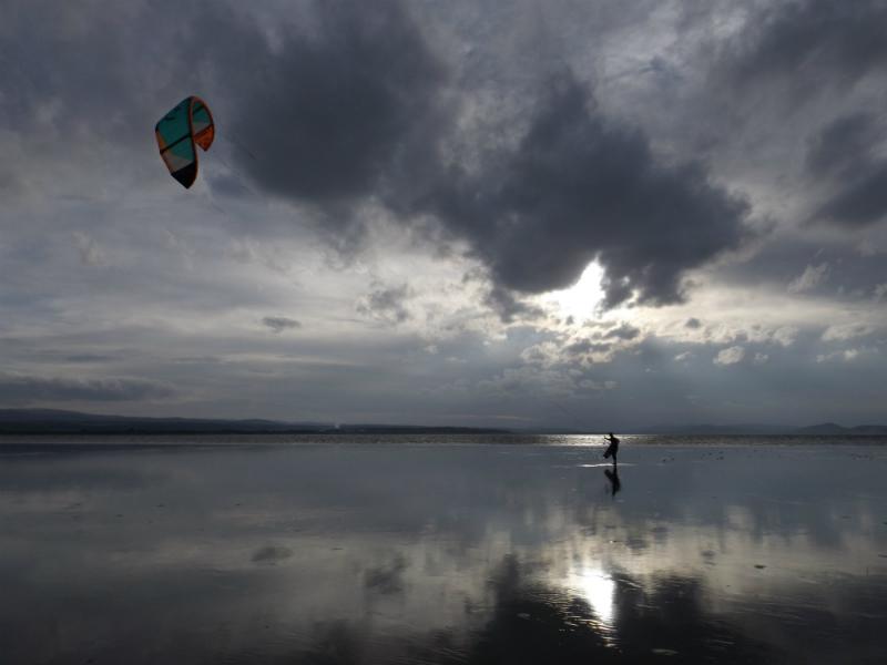 DSCF6590 - Kitesurfing in the Highlands