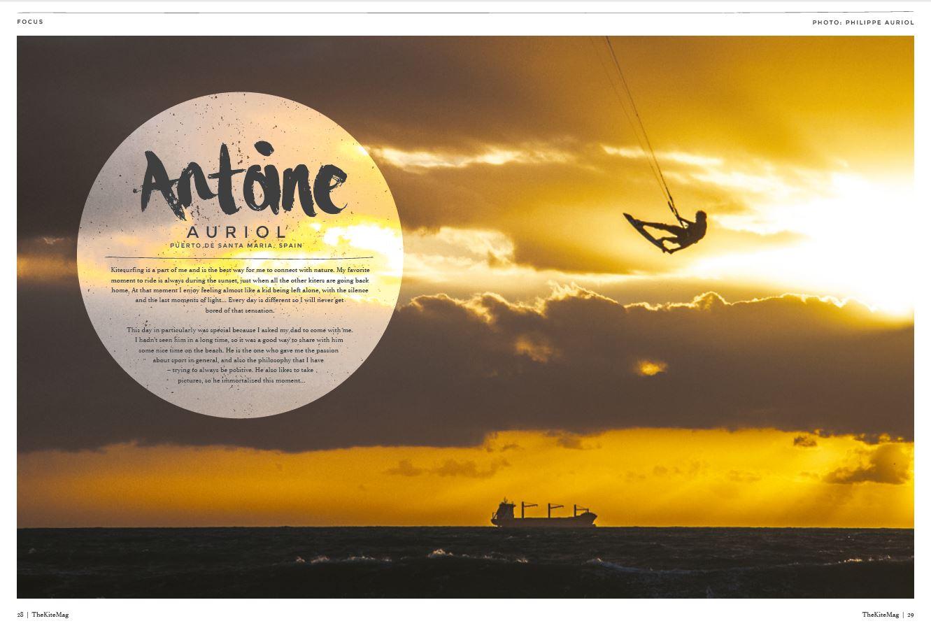 Focus - TheKiteMag Issue #3