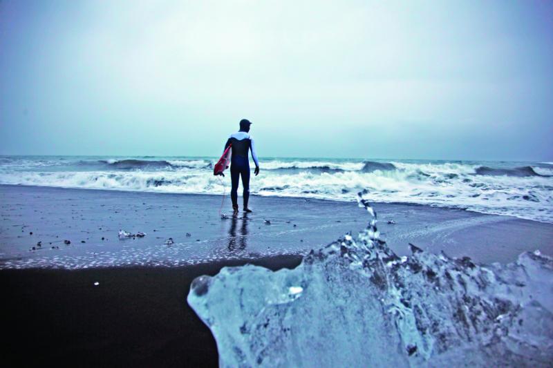 ICELAND 2 - MANERA launch new wetsuit line!