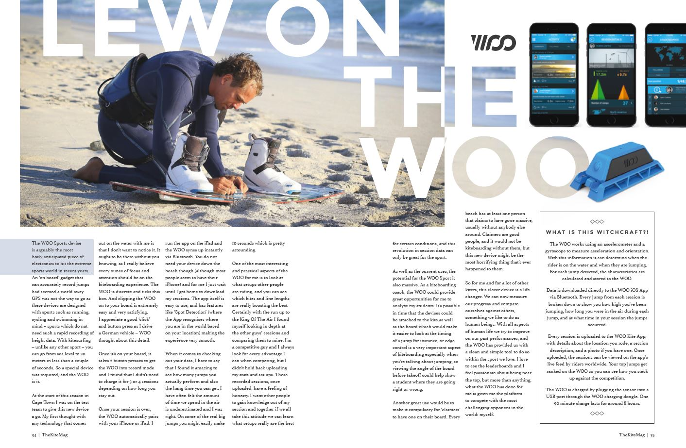 Lew on the Woo - TheKiteMag Issue #3