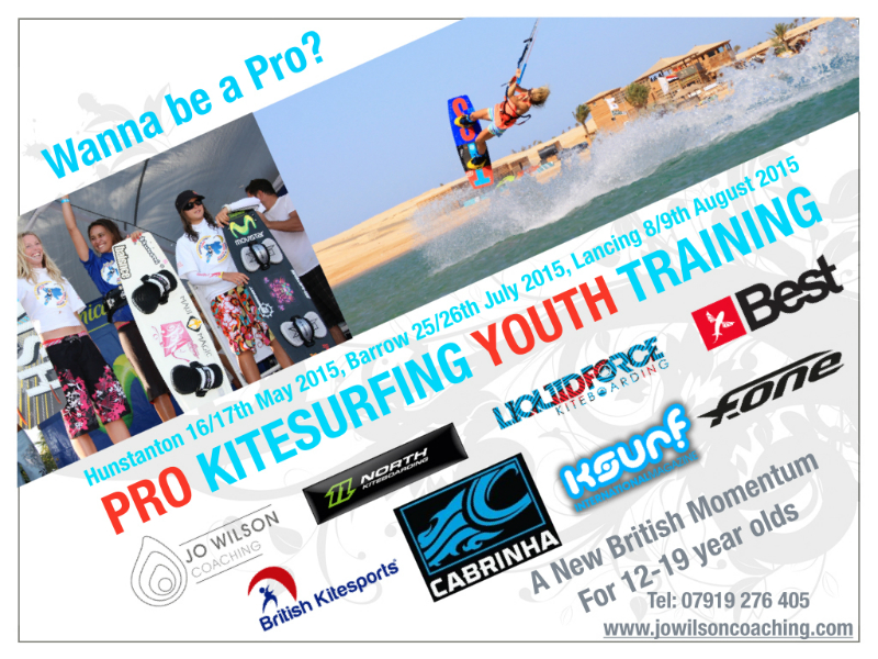 Poster Youth Training 2015 - UK Young Riders Weekends