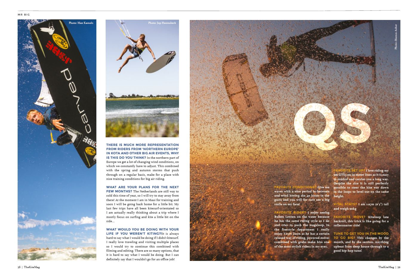 Steven A1 - TheKiteMag Issue #3
