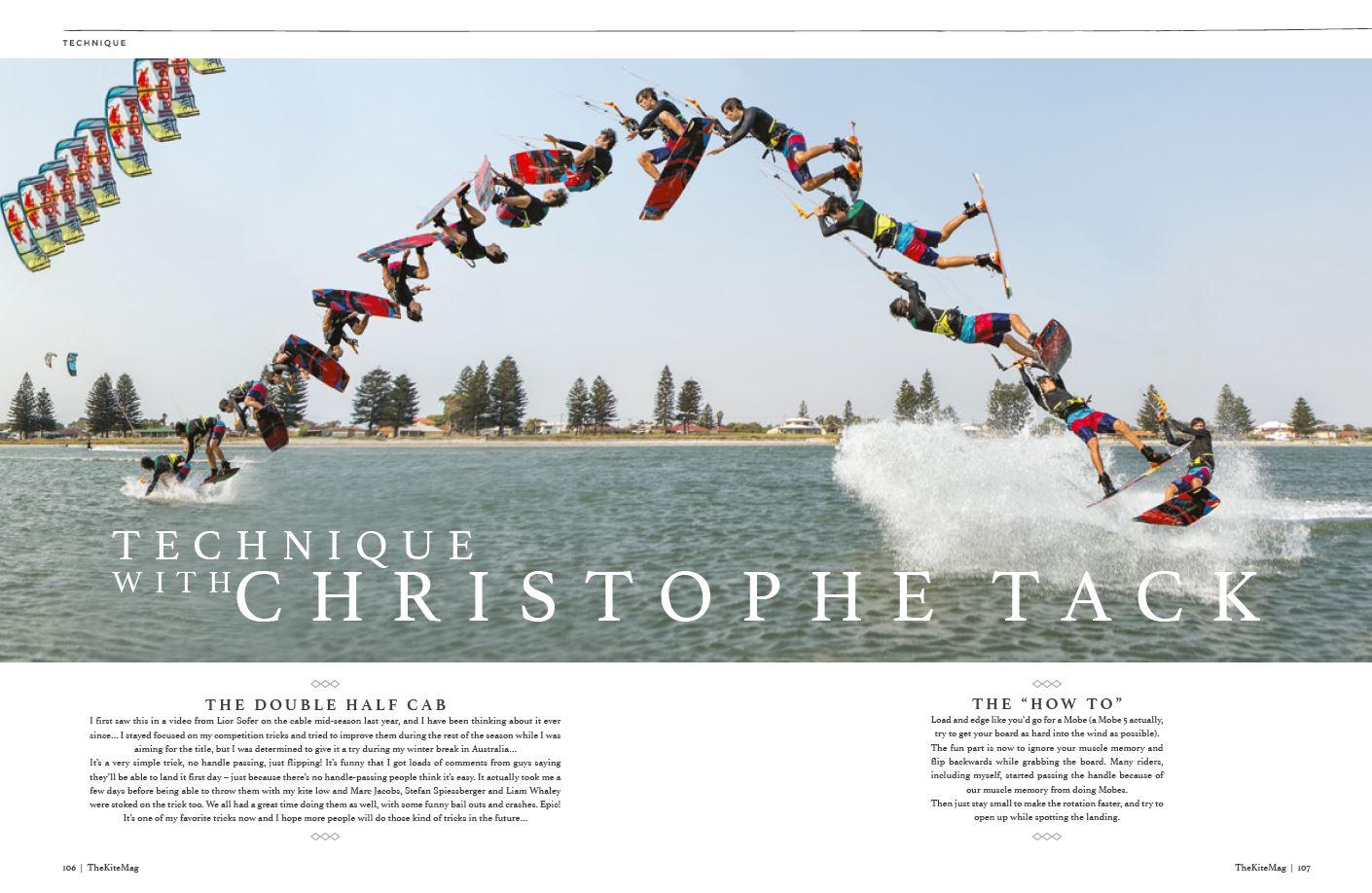 Technique - TheKiteMag Issue #3