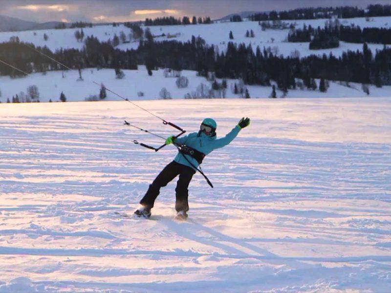 snowkiting with karolina1 800x600 - Snowkiting with Karolina