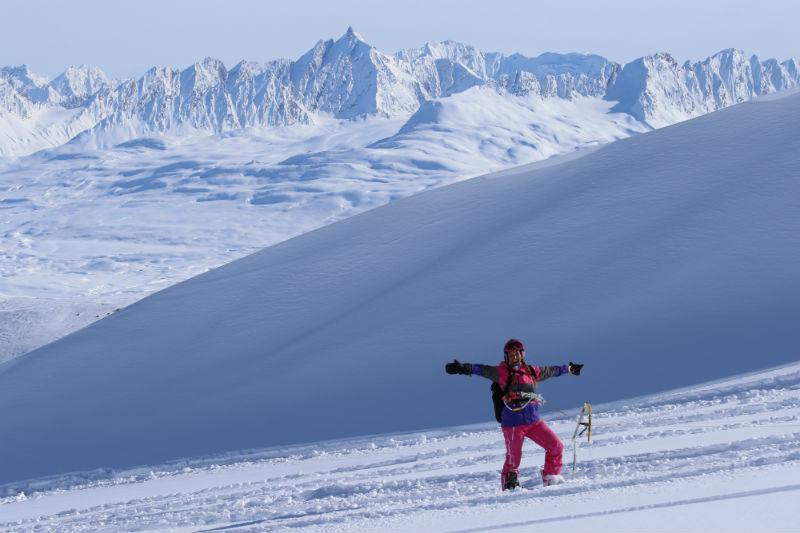 1D7A3063 - Snowkiting in Alaska