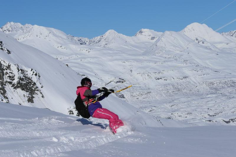 1D7A3408 - Snowkiting in Alaska