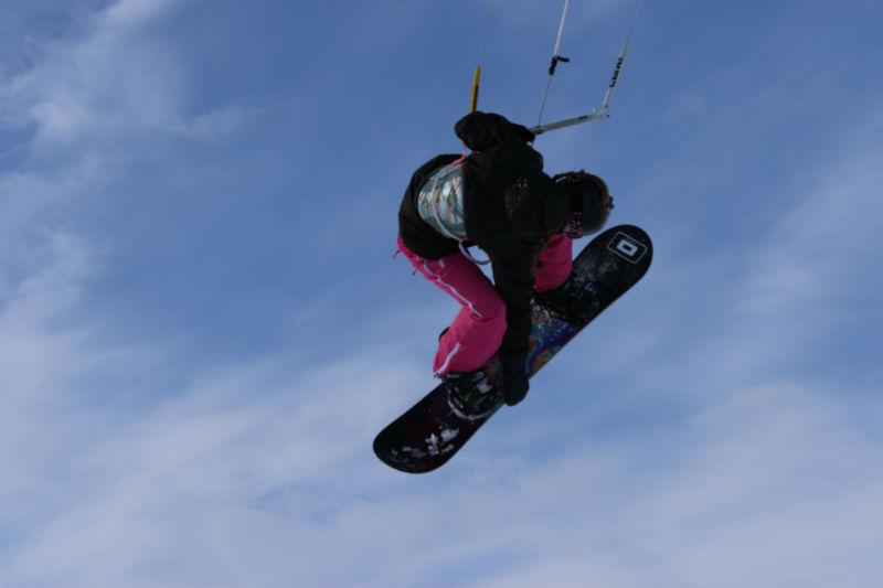 1D7A5647 - Snowkiting in Alaska