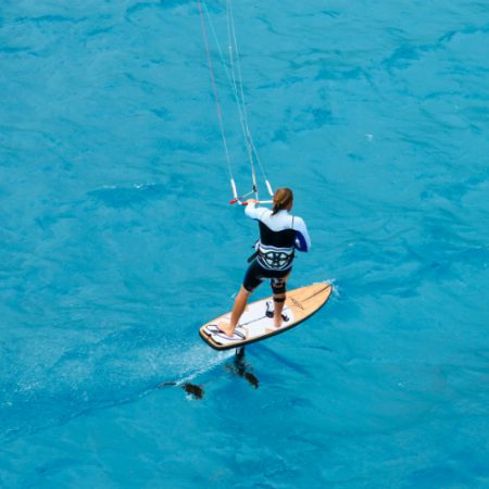 F ONE team Alex caizergues lagoon 7185 450x450 - F-ONE Kitefoil released