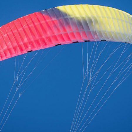 F ONE kite foil red yellow intrados 0 450x450 - F-ONE Foil Kite: Raphaël Salles