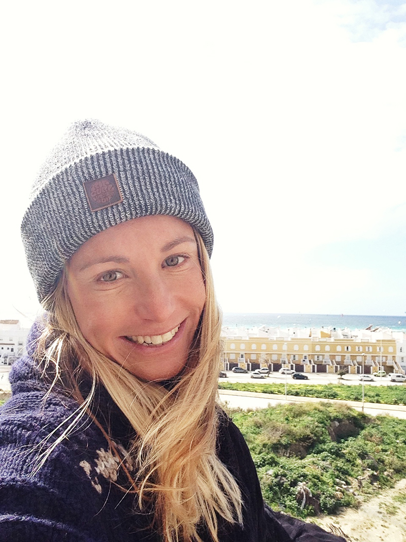 FirstDay Balcony - Springtime training: braving the weather in Tarifa
