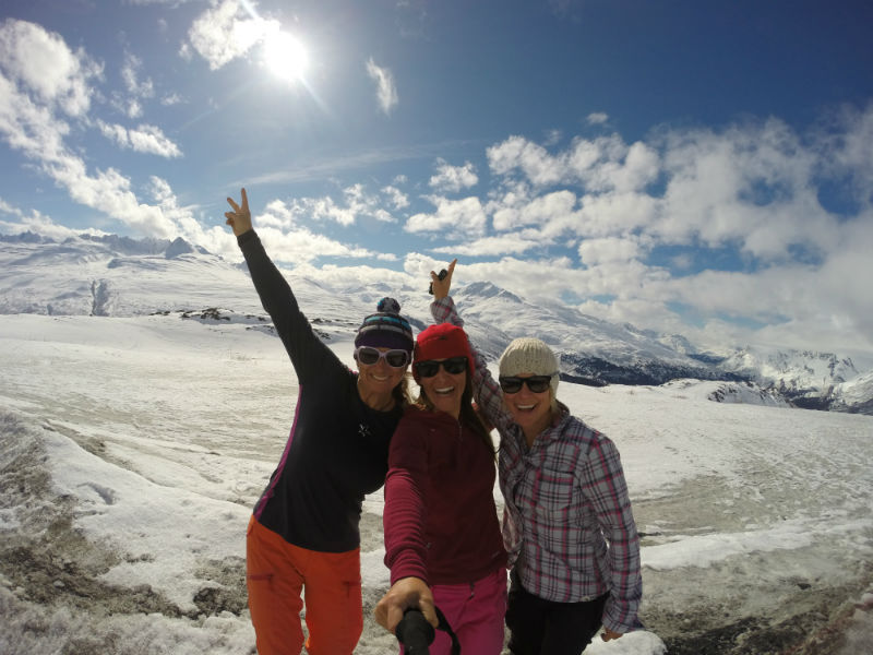 G0032251 - Snowkiting in Alaska