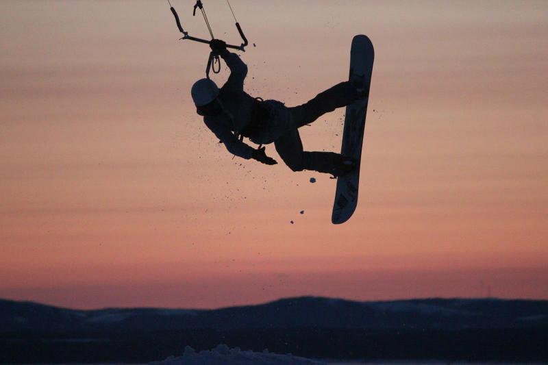 IMG 4982 JR - Why I Snowkite