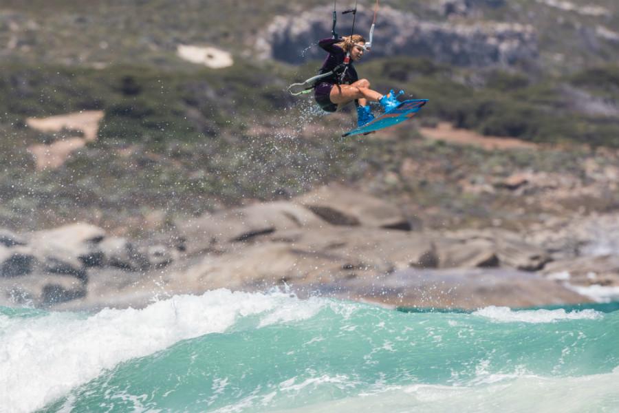 Jason2 - Kiteboarding