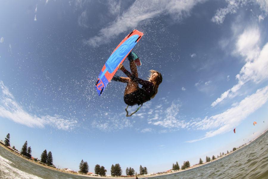 Jason4 - Kiteboarding