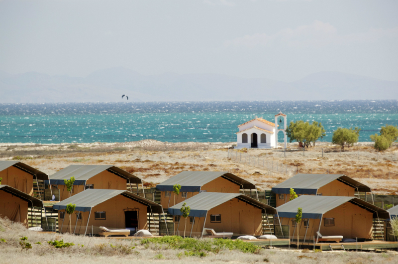 tents outdoor 51 - SPOT CHECK: Surf Club Keros, Limnos Island