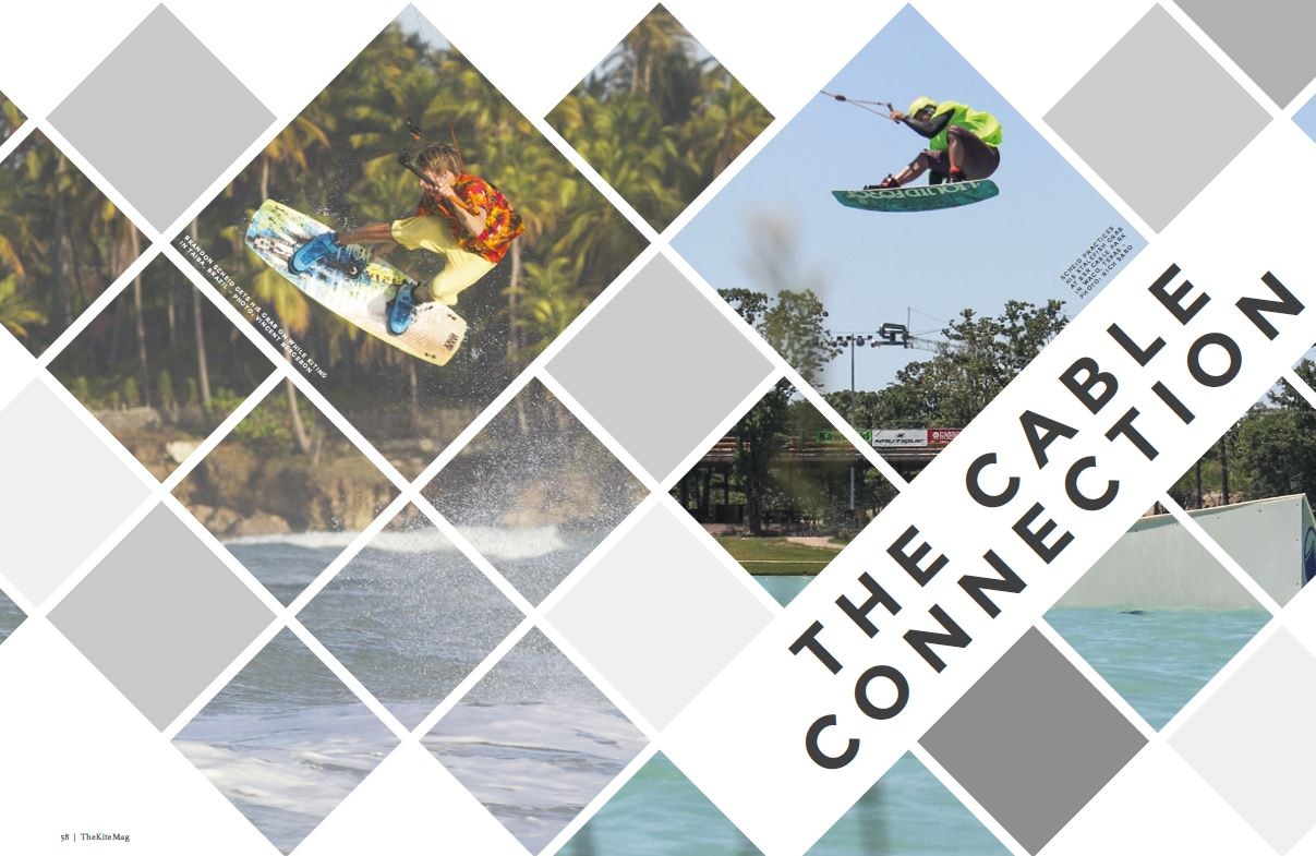 Cable Connection - TheKiteMag Issue #4