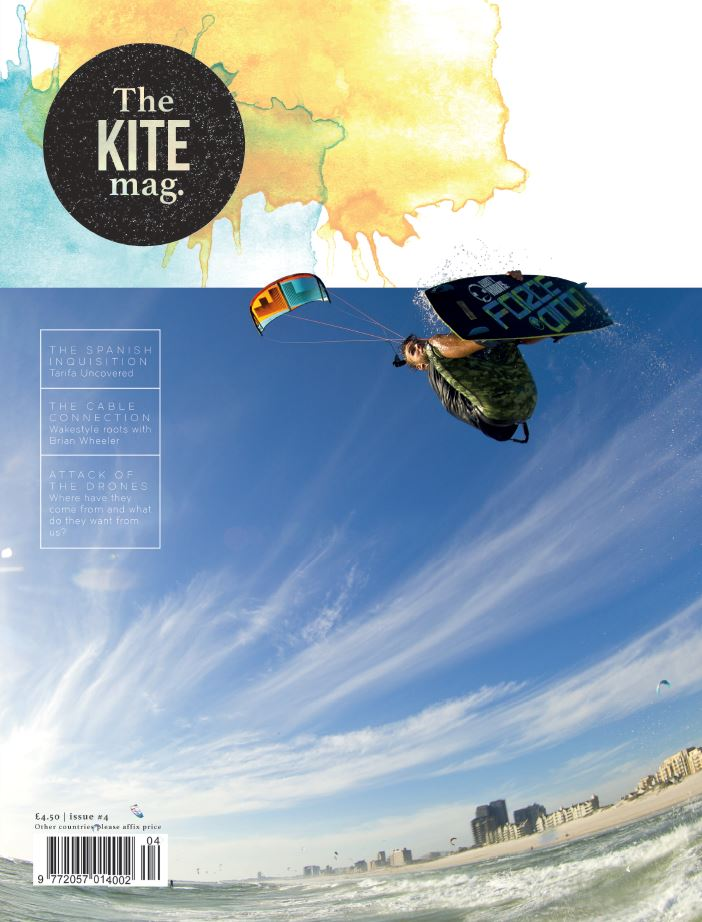 Cover - TheKiteMag Issue #4