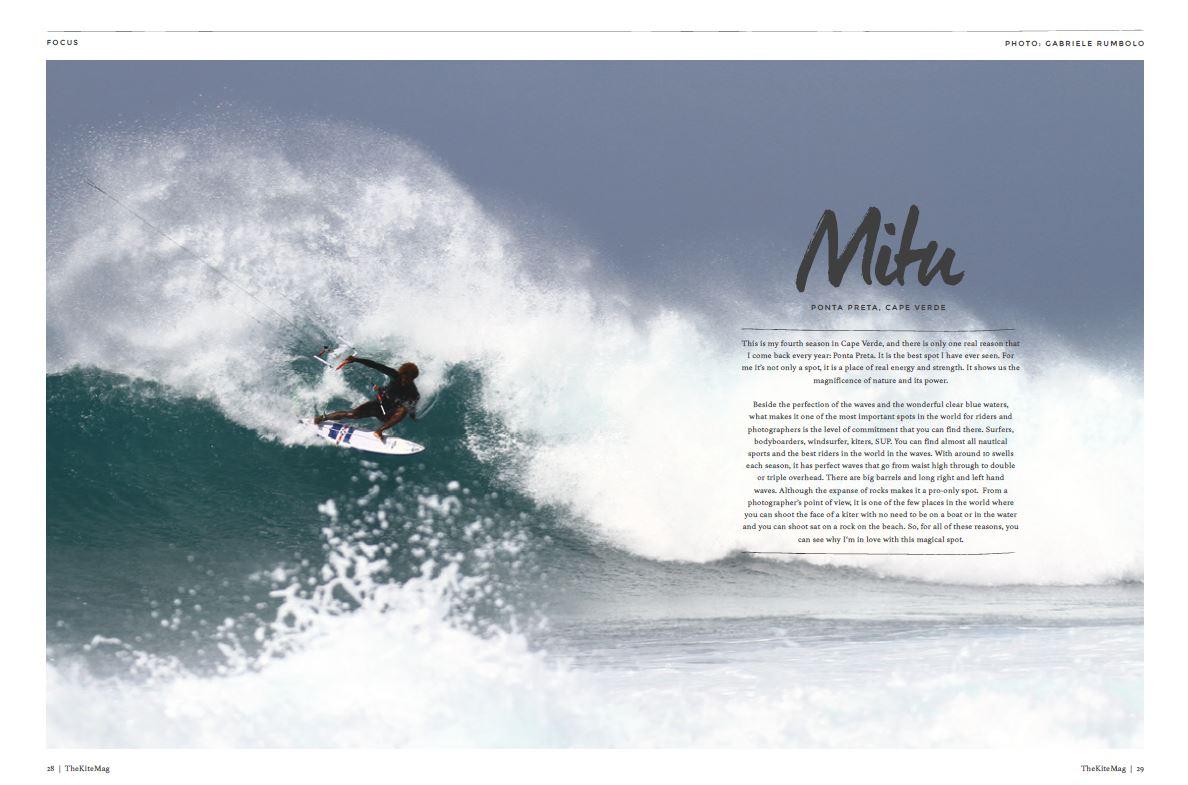 Mitu focus - TheKiteMag Issue #4